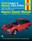 Ford Laser and Mazda 323 (FWD) Australian Automotive Repair Manual
