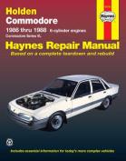 Holden Commodore Australian Automotive Repair Manual