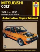 Mitsubishi Colt Australian Automotive Repair Manual