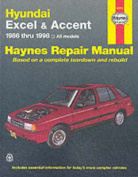 for for for for for for for for for for for Hyundai Excel and Accent Automotive Repair Manual