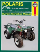 Polaris ATVs Owners Workshop Manual