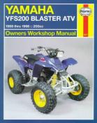 Yamaha YFS200 Blaster ATV Owners Workshop Manual