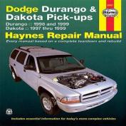 Dodge Durango and Dakota Pick-ups (1997-1999) Automotive Repair Manual