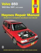 Haynes Volvo 850 Automotive Repair Manual
