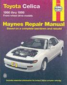 Toyota Celica FWD Automotive Repair Manual