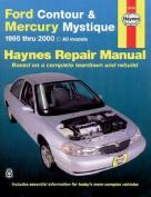 Ford Contour and Mercury Mystique Automotive Repair Manual