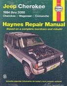 Jeep Cherokee, Wagoneer and Comanche Automotive Repair Manual