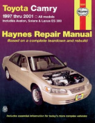 Toyota Camry and Lexus ES 300 Automotive Repair Manual