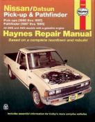 fits Nissan /Datsun Pick-up and Pathfinder Automotive Repair Manual