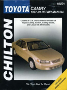Toyota Camry 97-01 Repair Manual