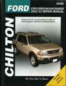 Ford Explorer & Mercury Mountaineer