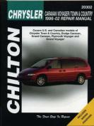 Chrysler Caravan/Voyager/Town and Country Repair Manual