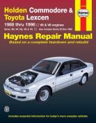 Holden Commodore & Toyota Lexcen