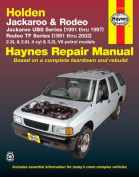Holden Rodeo & Jackaroo