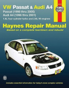 Audi A4 & VW Passat Automotive Repair Manual