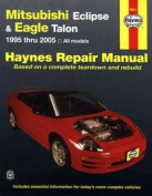 Mitsubishi Eclipse Automotive Repair Manual