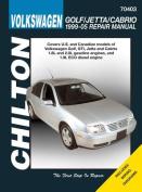 VW Golf GTi Automotive Repair Manual