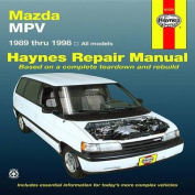 Haynes Mazda MPV Automotive Repair Manual
