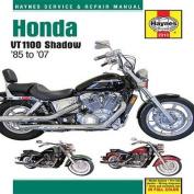 Honda VT1100 Shadow V-Twins