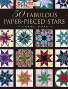50 Fabulous Paper-Pieced Stars [With CDROM]