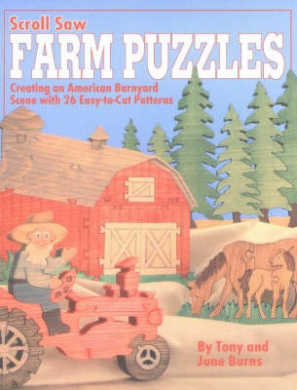 Scroll Saw Farm Puzzles
