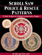 Scroll Saw Police and Rescue Patterns