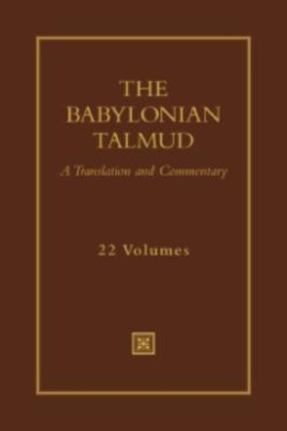 The babylonian talmud (complete soncino english translation.