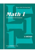 Saxon Math 1 Home Study Kit First Edition