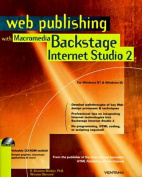 Web Publishing with Macromedia Backstage