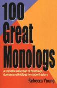 100 Great Monologs