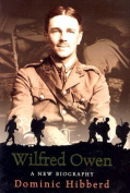 Wilfred Owen: A New Biography