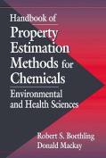 Handbook of Property Estimation Methods for Chemicals