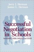 Successful Negotiation in Schools