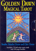 Golden Dawn Magical Tarot Deck
