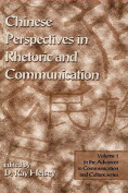 Chinese Perspectives in Rhetoric and Communication