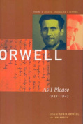 George Orwell: The Collected Essays, Journalism and Letters