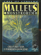 Malleus Monstorum Call of Cthulhu