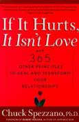 If it Hurts, it Isn't Love