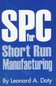 Spc for Short Run Manufacturing