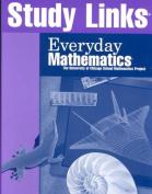Everyday Mathematics, Grade 6, Study Links