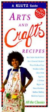 Free download Arts and Crafts Recipes Epub