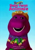 Barney's Baby Farm Animals