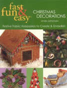 Fast, Fun and Easy Christmas Decorations