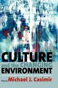 Culture and the Changing Environment