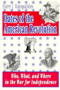 Dates of the American Revolution