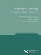 Wastewater Treatment Operator Training Manual
