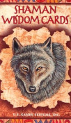 Shaman Wisdom Cards -- Tarot Cards