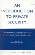 An Introduction to Private Security