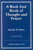 A Week End Book of Thought and Prayer