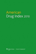 American Drug Index: 2010